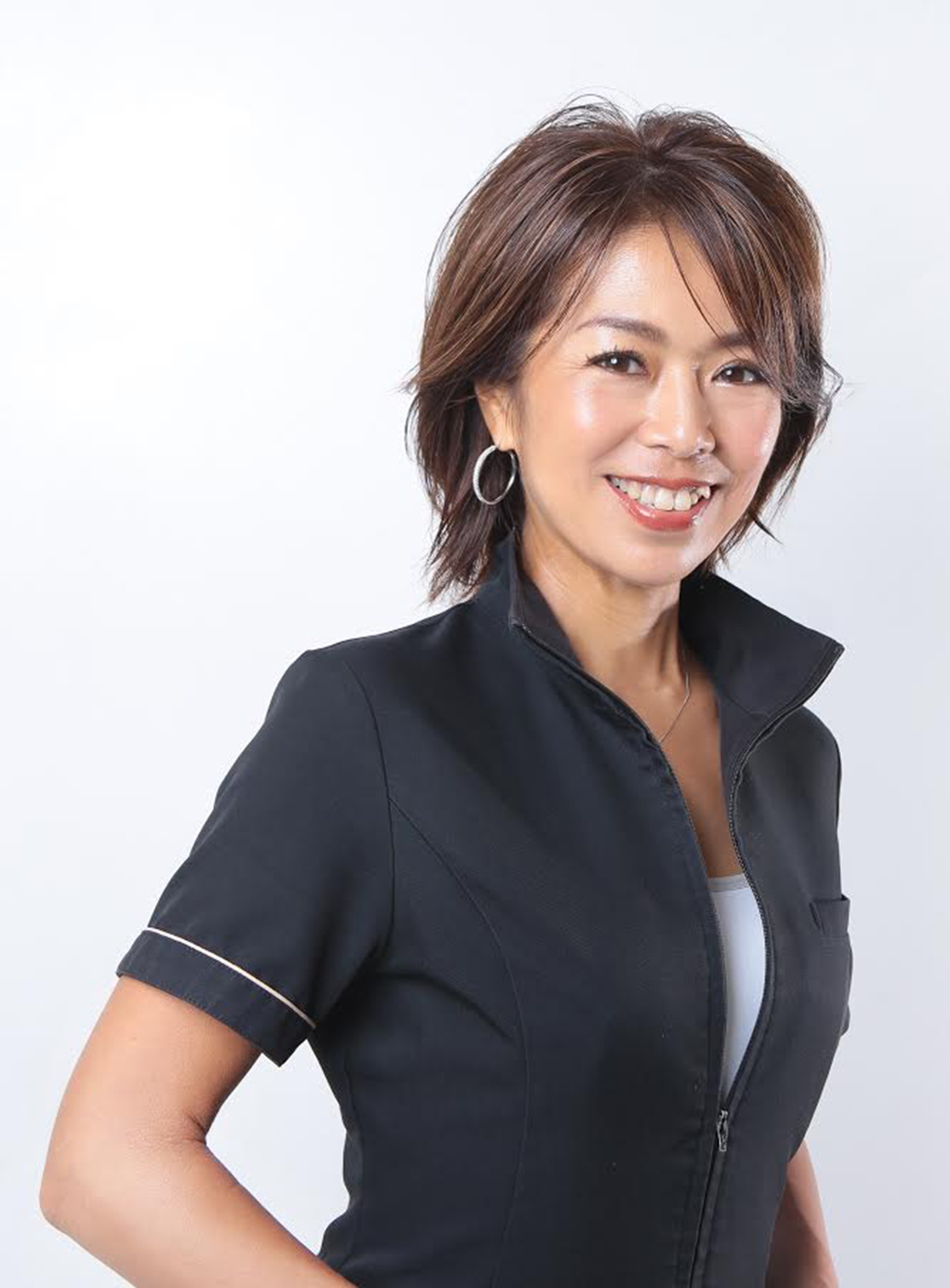 荻野 正子